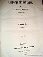 Filosofía fundamental by Jaime Balmes