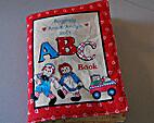 Raggedy Ann & Andy's Soft ABC Book