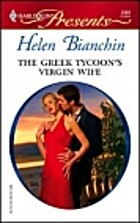 The Greek Tycoon's Virgin Wife by Helen…