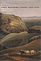 Poems, 1968–1998 by Paul Muldoon