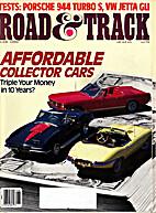 Road & Track 1988-06 (June 1988) Vol. 39 No.…