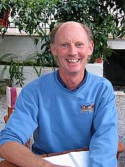Author photo. Bob Gibbons [credit: New York Botanical Garden]