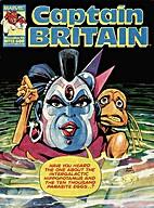 Captain Britain 12 by Alan Davis