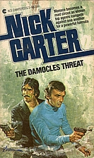 Damocles Threat by Nick Carter