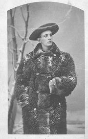 Author photo. public domain 1889
