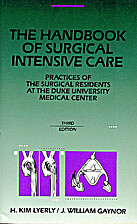 The Handbook of Surgical Intensive Care by…