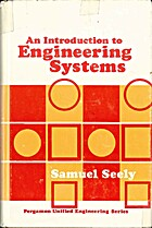 An introduction to engineering systems by…