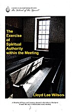 The exercise of spiritual authority within…