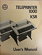 Teleprinter 1000 KSR - User's Manual by Bell…