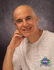 Author photo. Jack J. Lissauer [courtesy: NASA Ames Research Center]