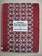 Ukrainian weaving patterns with instructions…