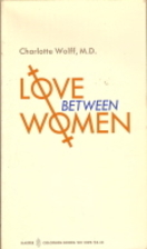 Love Between Women by Charlotte Wolff