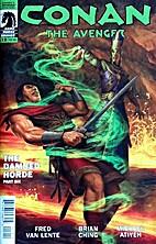 Conan the Avenger # 12 (124)