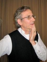 Author photo. Simon Donaldson. Photo by Gert-Martin Greuel.
