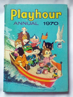 Playhour Annual 1970 by No Author
