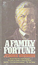 Family Fortune by Jerome Weidman