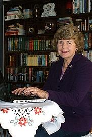 Author photo. Anne Rouen - An Australian born Historical Fiction Author