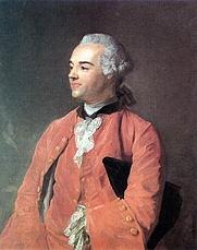 Author photo. Jean-Baptiste Perronneau (1715–1783)