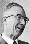 Author photo. Hans Baron (1900-1988)