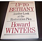 Up to Bethany: Another look at the…
