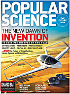 Popular Science, May 2013 by Jacob Ward