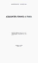 Acquasantiera romanica a Pombia Estratto dal…