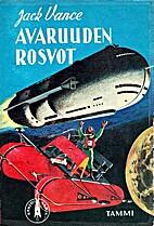 AVARUUDEN ROSVOT by Jack Vance