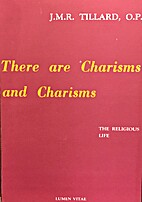 There are charisms and charisms : the…