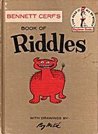 Bennett Cerf's Book of Riddles (Book…