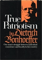 True patriotism; letters, lectures, and…