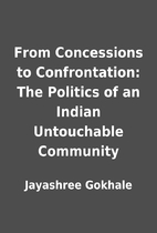 From Concessions to Confrontation: The…