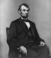 Author photo. Photograph by Anthony Berger, 1864.
