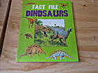 Fact File: Dinosaurs by Parragon Books