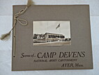 Scenes of... Camp Devens, National Army…