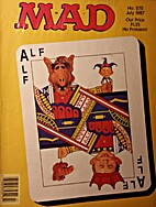 Mad Magazine Issue #272: Alf (July 1987) by…