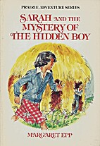 Sarah and the mystery of the hidden boy…