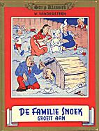 De familie Snoek groeit aan by Willy…
