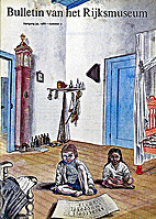 Bulletin van het Rijksmuseum; jaargang 34,…