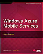 Windows Azure Mobile Services by Bruce…