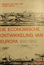 De economische ontwikkeling van Europa…