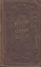 The Boston Almanac and Business Directory,…