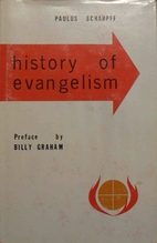 History of evangelism;: Three hundred years…