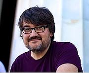 Author photo. Santiago García