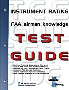 Jeppesen Instrument Rating FAA Airmen…