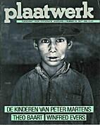 Plaatwerk De kinderen van Peter Martens by…