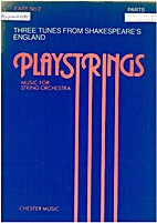 Playstrings Score - Three Tunes from…