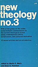 New Theology No. 3: With a Firm Grasp on the…