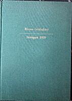 Mieses - Schlechter Stuttgart 1909 (Der…