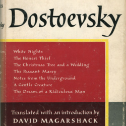 a brief biography and four major novels by fyodor dostoevsky At age 25 {1846}, dostoevsky completed his first short novel, poor folk  saw in  it's writer the beginnings of a future great russian social novelist  upon his  release from prison in 1854, dostoevsky began his four year hitch.