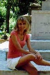 Author photo. Jayne Elizabeth Lewis
